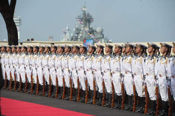 China se sumará a los ejercicios navales RIMPAC - Sputnik Mundo