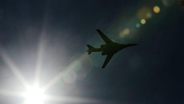 Bombardero Tupolev Tu-160 - Sputnik Mundo