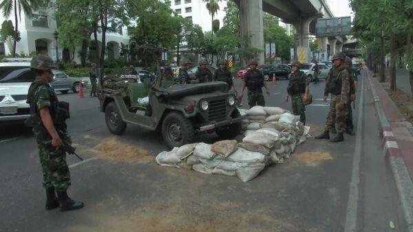 Golpe de Estado en Tailandia - Sputnik Mundo