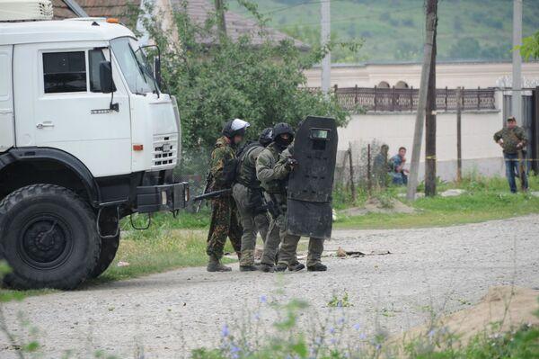 Rusia liquida 160 extremistas en el Cáucaso del Norte - Sputnik Mundo