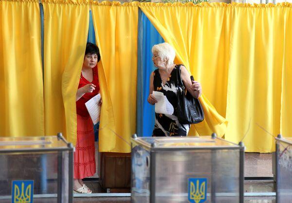 La ENEMO reconoce transparentes las presidenciales en Ucrania - Sputnik Mundo