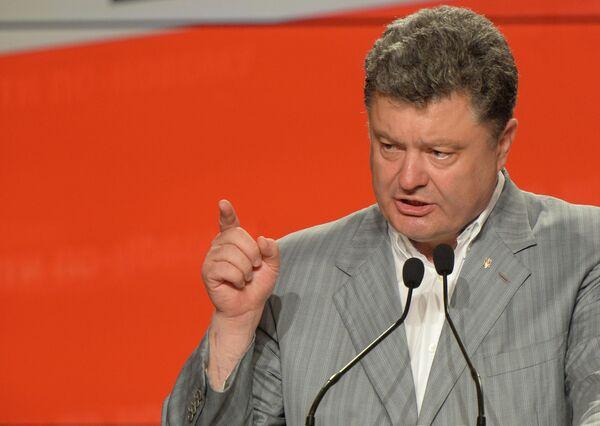 Piotr Poroshenko - Sputnik Mundo