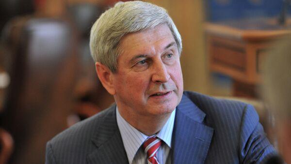 El vicepresidente de la Duma de Estado (Cámara Baja) y número dos del Partido Comunista de Rusia (KPRF) Iván Mélnikov - Sputnik Mundo