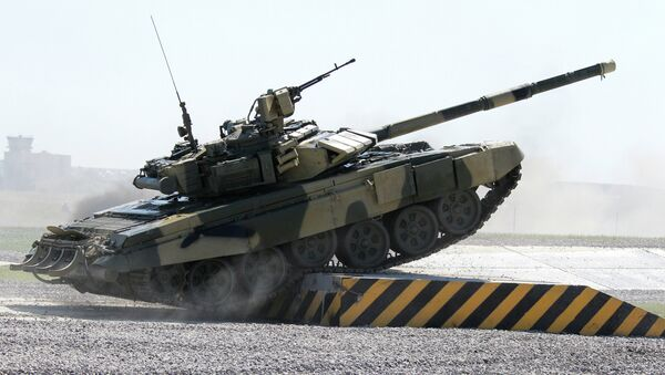Tanque T-90 (archivo) - Sputnik Mundo