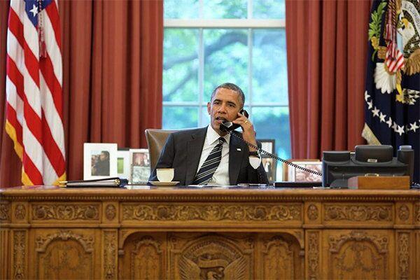 Obama felicita a Poroshenko con la victoria en las presidenciales - Sputnik Mundo