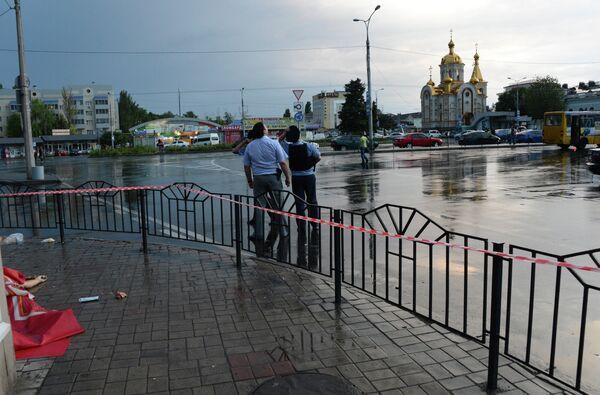 Liberan a sacerdote católico secuestrado en Donetsk - Sputnik Mundo