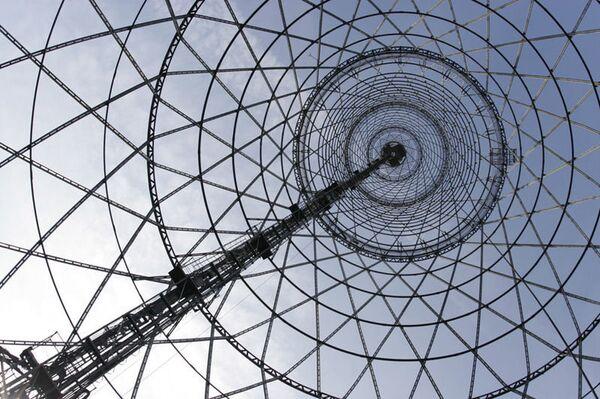 La opinión pública rusa se levanta en defensa de la Torre de Shújov - Sputnik Mundo