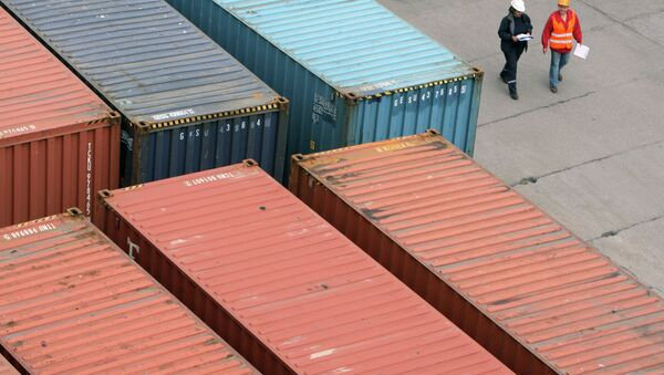 Las exportaciones estonias a Rusia se contrajeron un 15% en 2014 - Sputnik Mundo