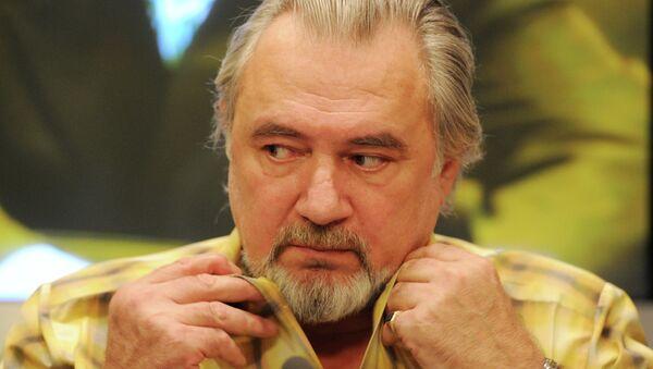 Valentín Tepliakov, director de teatro - Sputnik Mundo