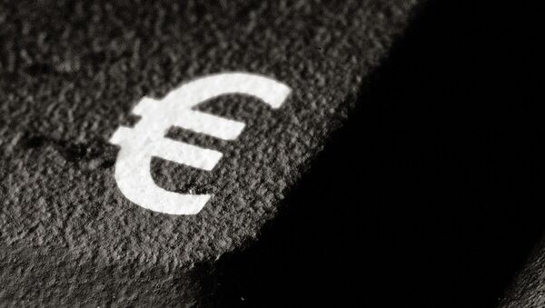 La eurozona se desintegrará, asegura político europeo - Sputnik Mundo