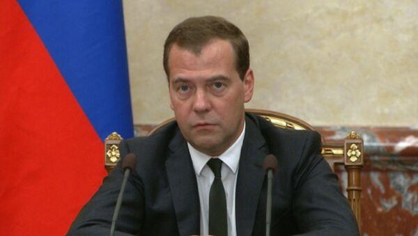 Putin aborda con Medvédev el tema de los refugiados ucranianos - Sputnik Mundo