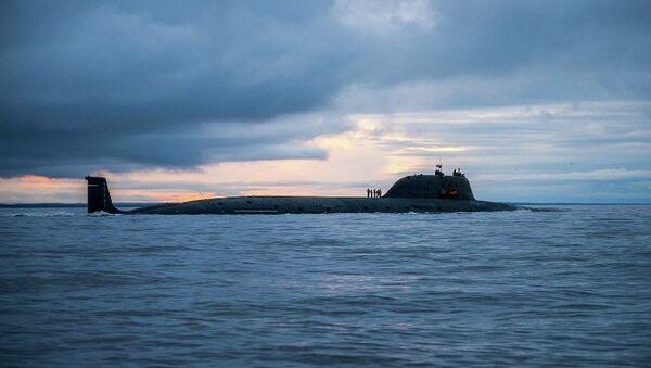 Submarino nuclear Severodvinsk - Sputnik Mundo