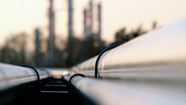 Tubos de gas - Sputnik Mundo