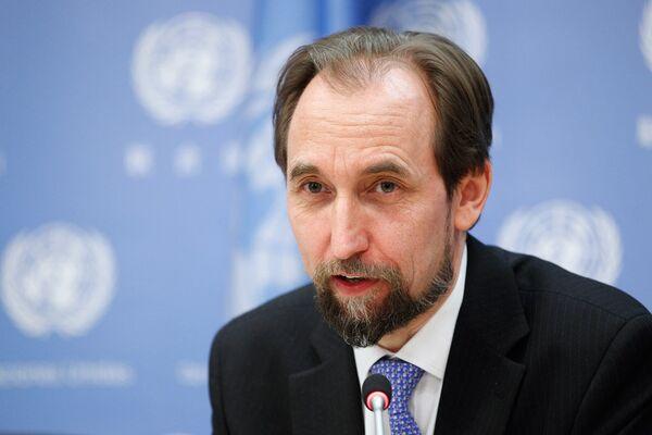 Zeid Ra'ad al Huseini, Alto Comisionado para los Derechos Humanos - Sputnik Mundo
