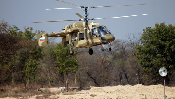 Helicóptero Ka-226T - Sputnik Mundo