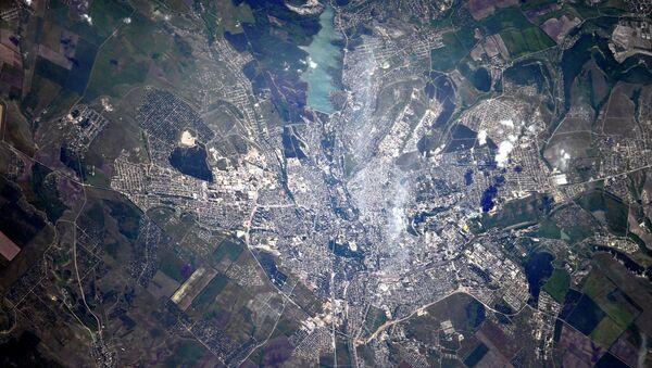 Simferópol, la capital de la República de Crimea - Sputnik Mundo