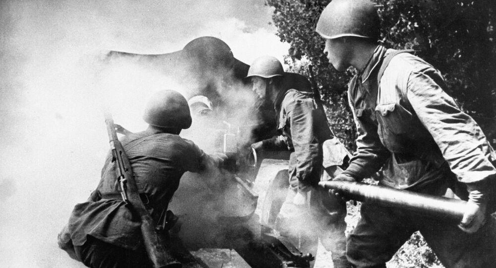La Gran Guerra Patria (1941-1945) (archivo)