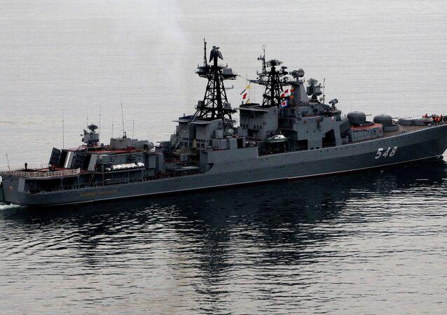 Buque antisubmarino Almirante Panteleev