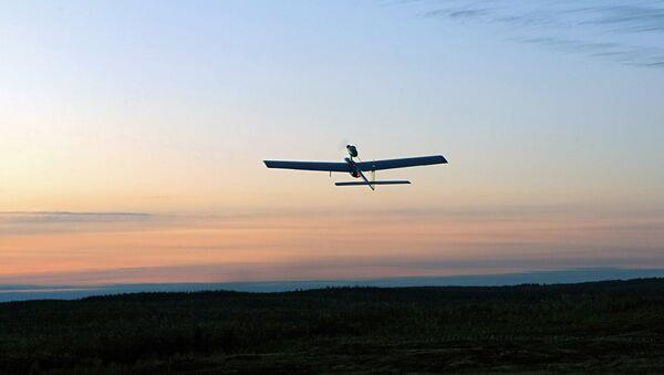 China crea una flota de drones para combatir la contaminación - Sputnik Mundo