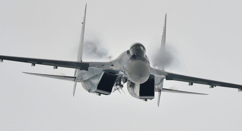 Caza ruso de la generación 4++, Su-35