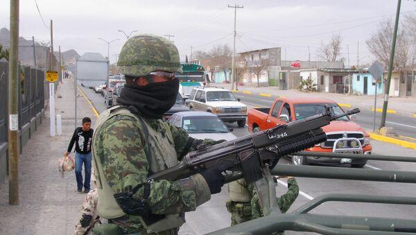 Piden explicaciones al Ejército mexicano por muerte de 22 sicarios - Sputnik Mundo