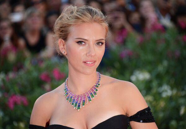 Scarlett Johansson - Sputnik Mundo