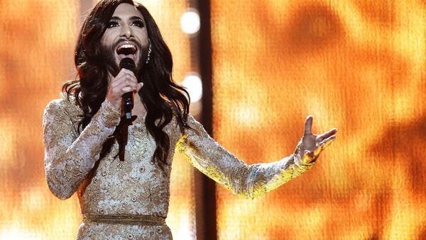 Conchita Wurst, ganadora de Eurovisión 2014 - Sputnik Mundo
