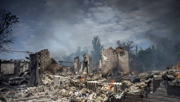 La ONU denuncia el uso de minas antipersonales en el este de Ucrania - Sputnik Mundo