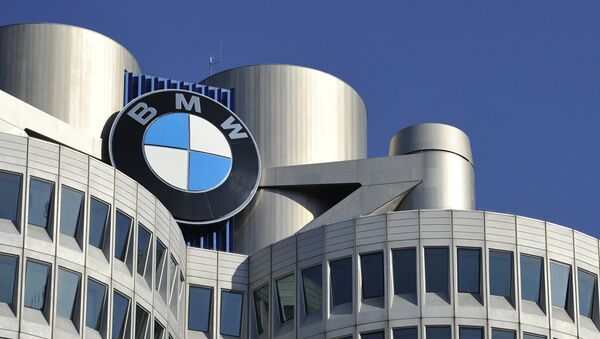 Oficinas de la empresa automovilística BMW - Sputnik Mundo