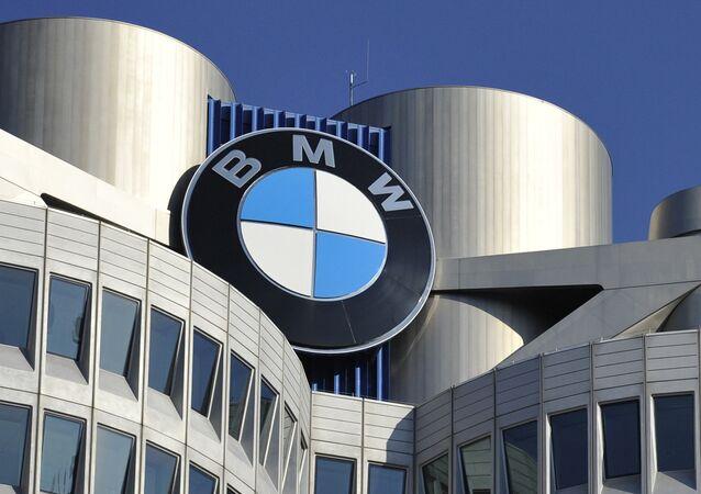 Oficinas de la empresa automovilística BMW