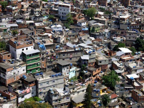 Favelas de Río de Janeiro - Sputnik Mundo