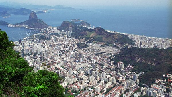 Un estudio revela que el precio de los alquileres en Río de Janeiro bajó en pleno Mundial - Sputnik Mundo