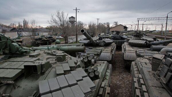 Kiev calcula que debe reconstruir casi mil km de carreteras en el este - Sputnik Mundo