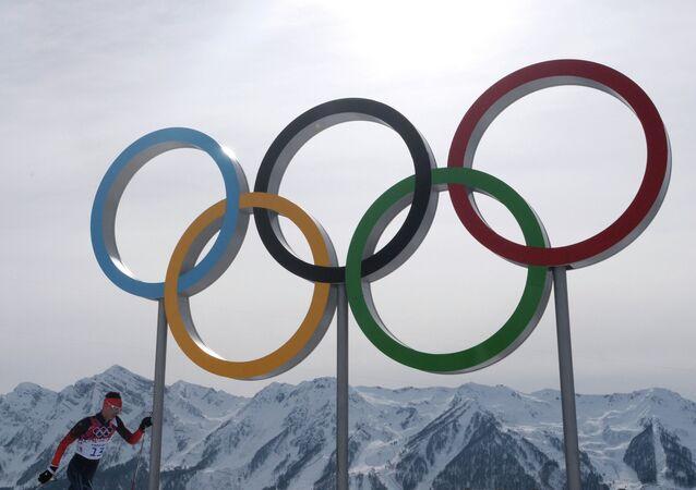Juegos Olímpicos de 2014 en Sochi (Archivo)