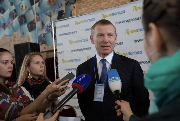Alexandr Frolov, jefe del Servicio Federal de Meteorología (Rosguidromet) - Sputnik Mundo