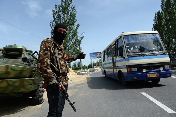 El repliegue de los milicianos en Ucrania es reagrupación y no derrota - Sputnik Mundo