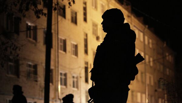 Agente de las fuerzas especiales rusas (archivo) - Sputnik Mundo