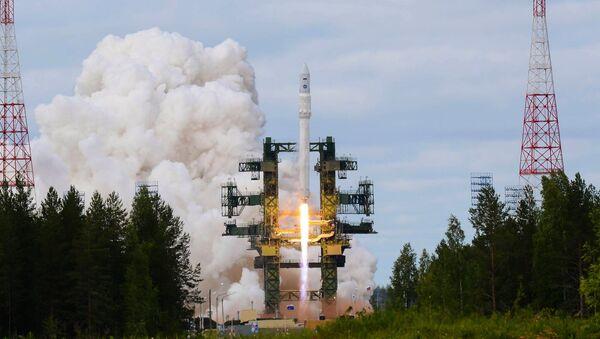 Cohete portador pesado Angará - Sputnik Mundo