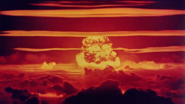 Atombombentest Dakota - Sputnik Mundo