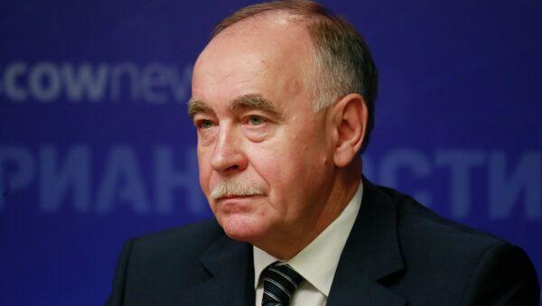 Víctor Ivanov, director del Servicio Federal de Control de Drogas (FSKN) - Sputnik Mundo
