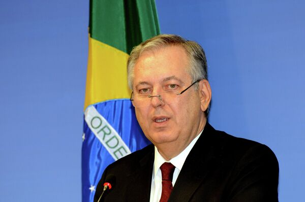 Luiz Alberto Figueiredo Machado, ministro de Relaciones Exteriores de Brasil - Sputnik Mundo