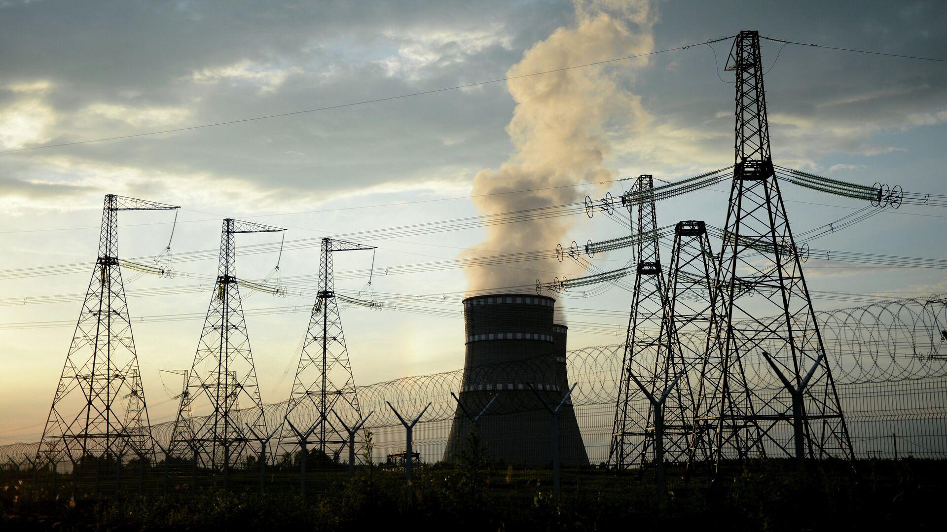 Planta de energía nuclear - Sputnik Mundo, 1920, 18.03.2021