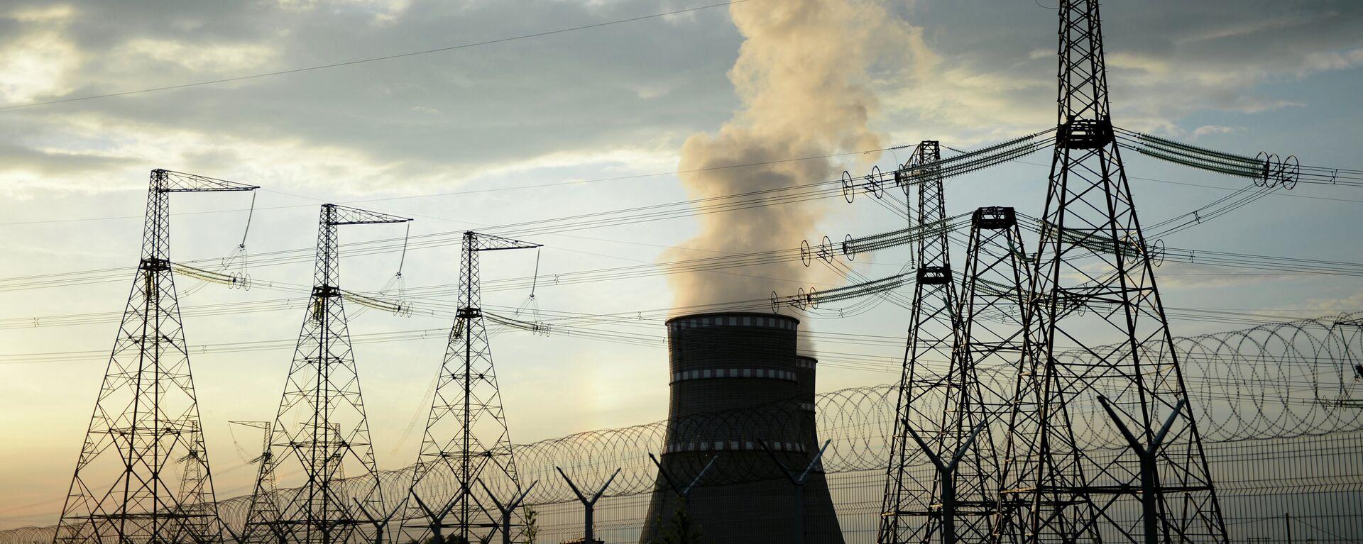 Planta de energía nuclear - Sputnik Mundo, 1920, 13.02.2020