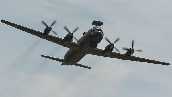 Avión de patrulla y guerra antisubmarina Il-38N - Sputnik Mundo