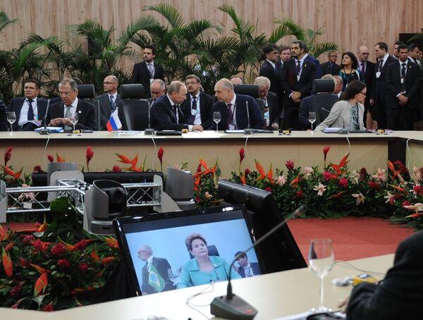 Сumbre del BRICS - Sputnik Mundo