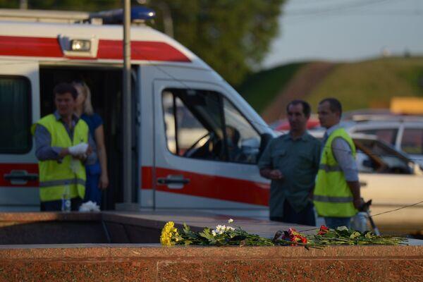 Al menos 22 muertos y 129 hospitalizados tras accidente en el metro de Moscú - Sputnik Mundo