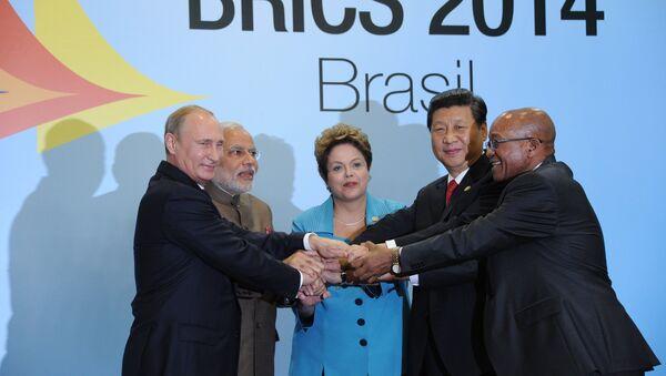 BRICS elaboran una postura común sobre Irán, Siria, Oriente Próximo y África - Sputnik Mundo