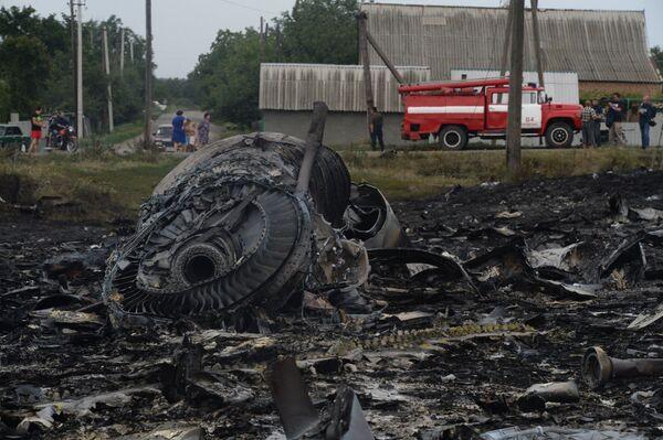 Putin responsabiliza a Ucrania de la tragedia del Boeing malasio - Sputnik Mundo