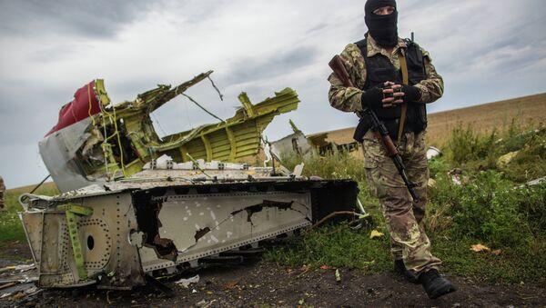 Kiev dice  tener fotos satelitales del lugar de lanzamiento del cohete que derribó Boeing - Sputnik Mundo