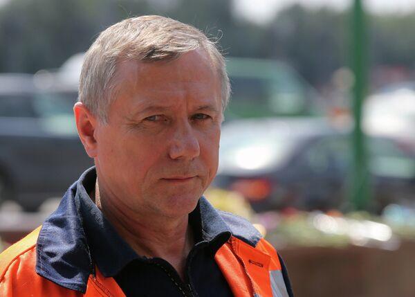 Iván Besedin, ex jefe del subterráneo de Moscú - Sputnik Mundo